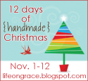 12 Days of Handmade Christmas