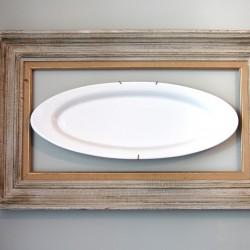 framed dish