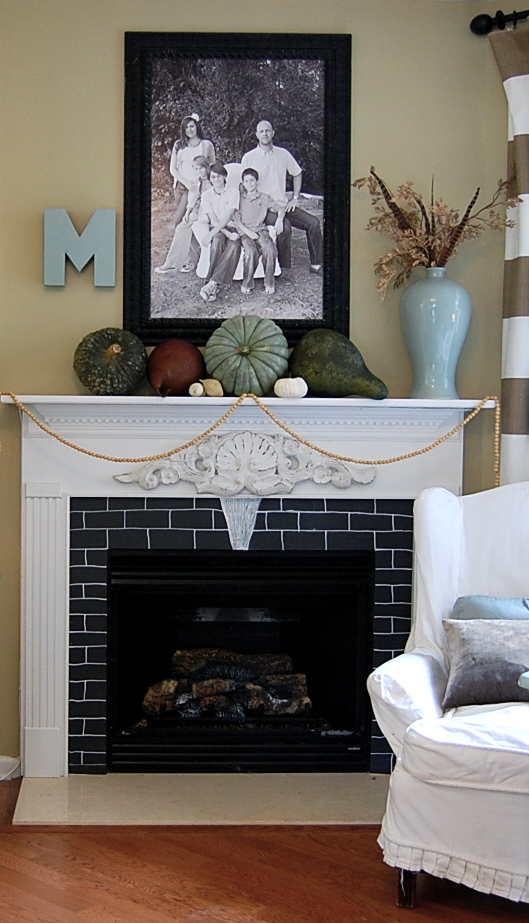 How To Decorate A Fireplace Mantel Impressive With How to Decorate Your Mantel Photo