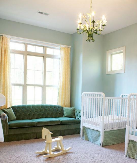 chandelier in nursery  chandeliers design, Lighting ideas