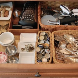 drawer baskets