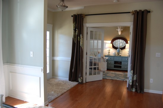 Foyer Paint Colors Sherwin Williams : Nesting place paint colors a linky for your