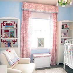 Sheet Set Drapes and Valance