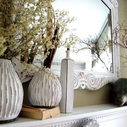 how to decorate your mantel mantle for fall
