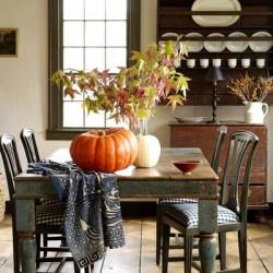 decorate for autumn
