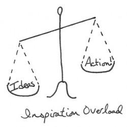 Inspiration Overload