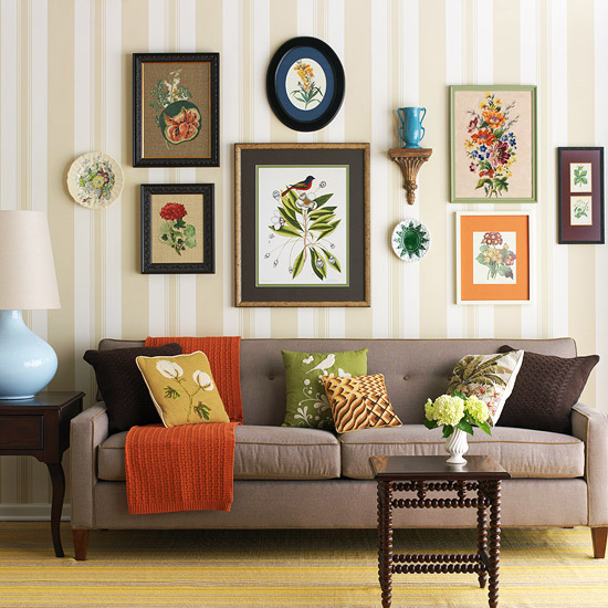 Prosa trecos e cacarecos quadros na parede art for Elementos decorativos para el hogar