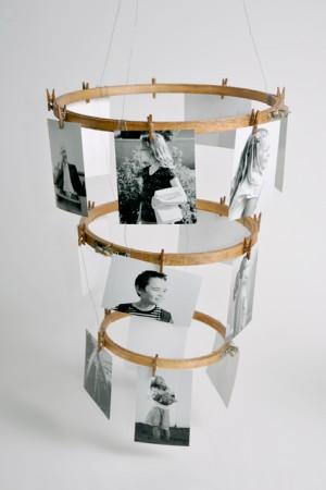 embroidery hoop tierd collage