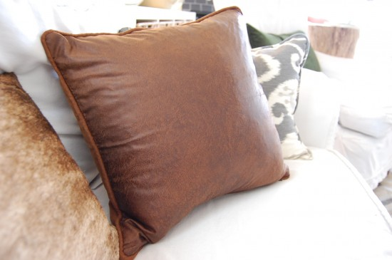 decorative throw pillow cover