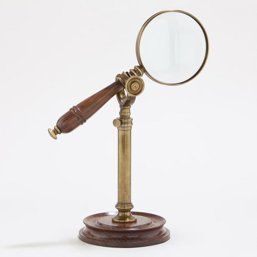 world market magnifying glass