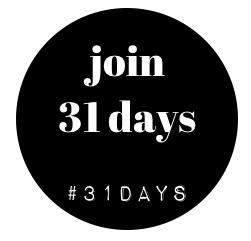 #31Days