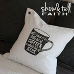 Show & Tell Faith