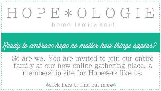 hope*ologie