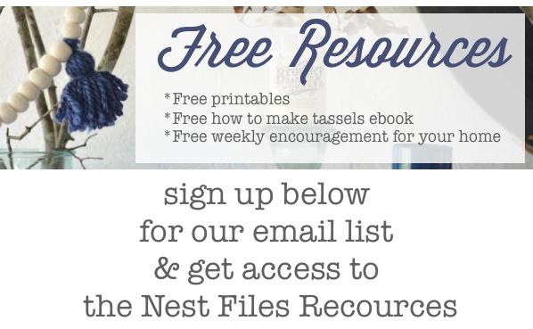 nest files