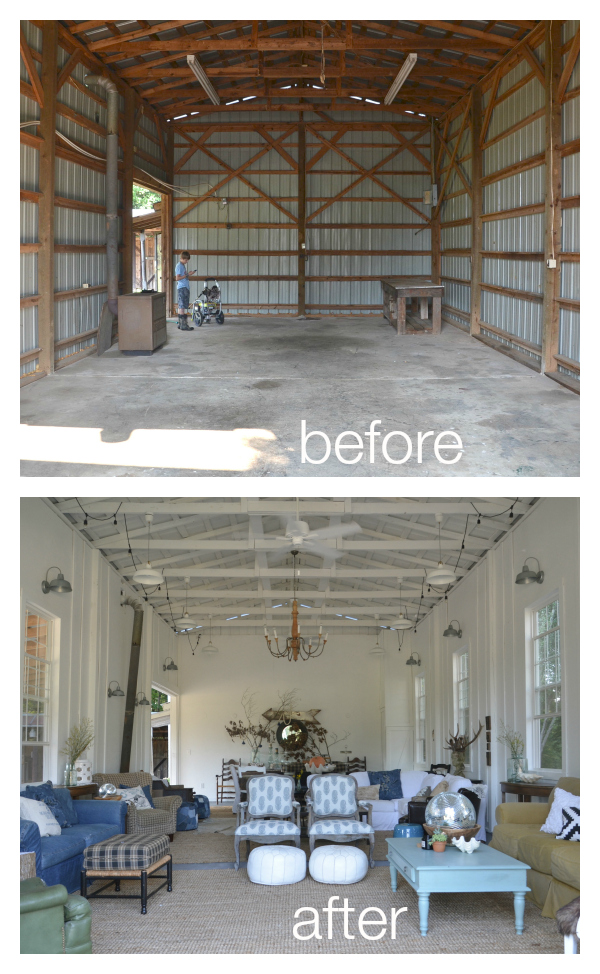 barn renovation