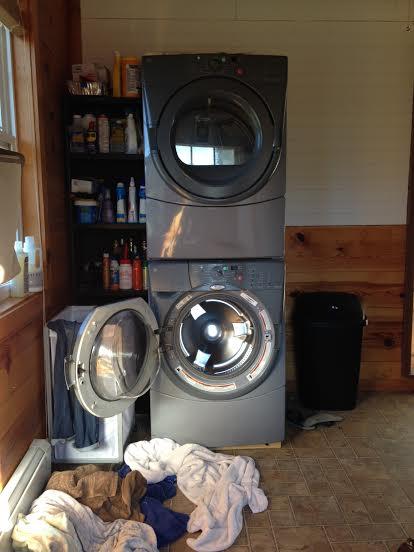 october laundry