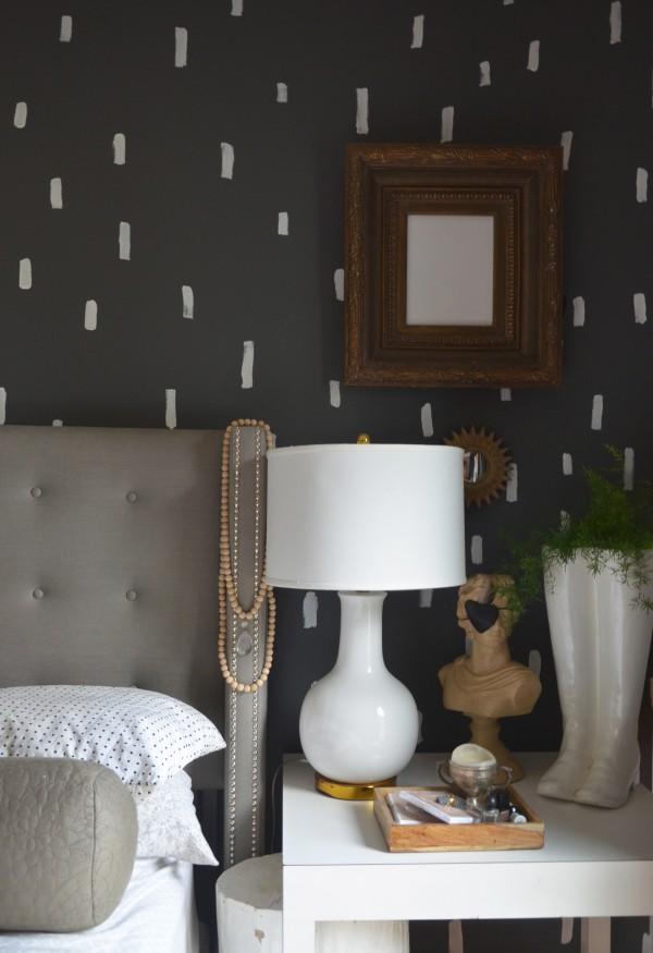 master bedroom wall diy