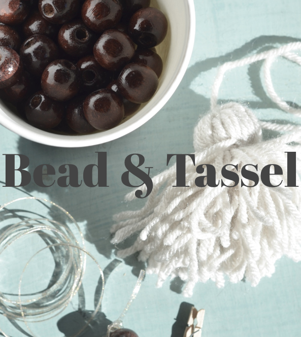 bead & tassel