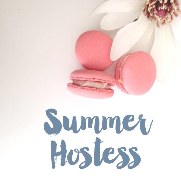 summer hosting tips