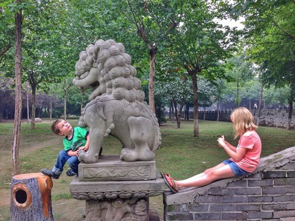 china-statue