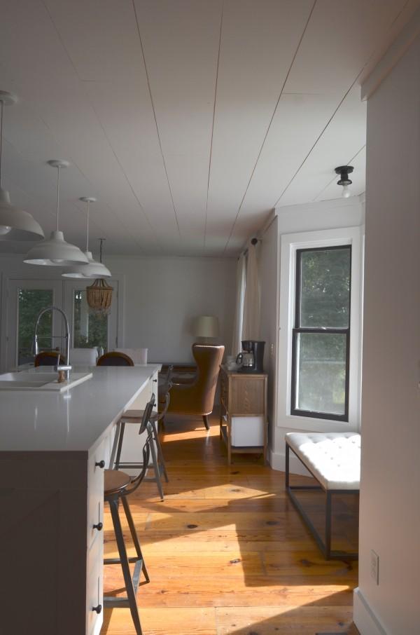Quartz Kitchen Table