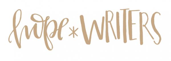 hope*writers logo