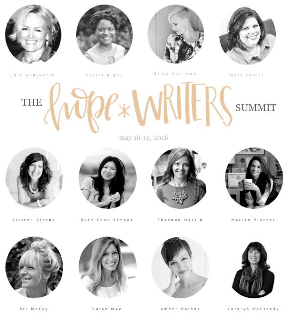 Hope*writers Summit